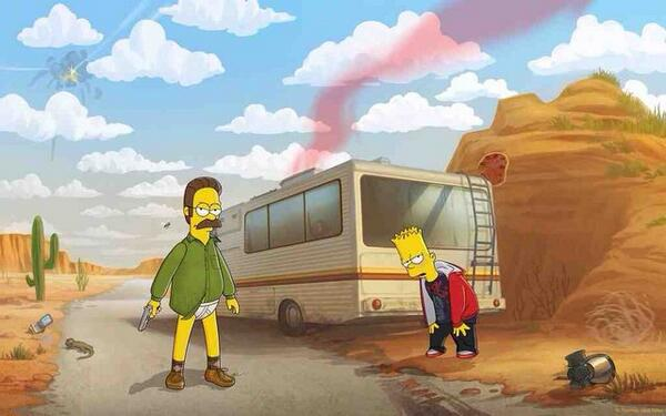 Breaking Flanders #simpsons http://t.co/dKRJEFkp1J - embedded image