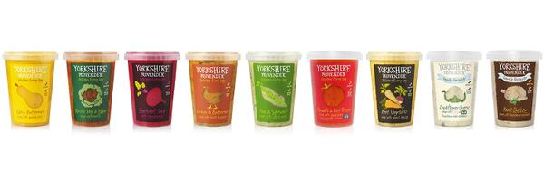 RT Follow & RT by 6pm for a chance to #win a case of our delicious soups! #competition #FreebieFriday #warmup  - embedded image