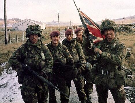 RT RT if you believe in freedom & democracy. #Falklands #LiberationDay  - embedded image