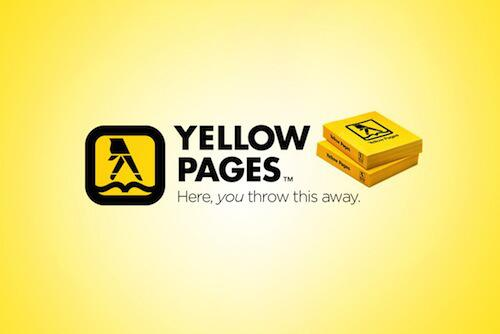 @Joel_Hughes @tboWebDesign Thought you might appreciate this 'real' Yellow Pages tagline ;) http://t.co/LSn8wXYeAs - embedded image