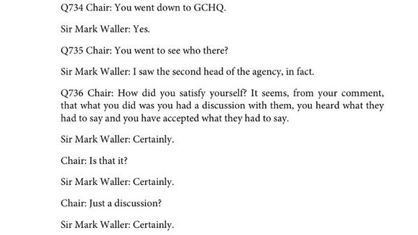 RT UK surveillance oversight in action (yes, this is a real exchange):  - embedded image