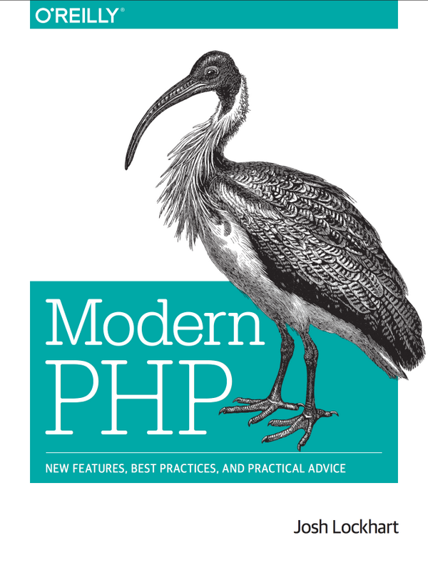 "RT ""Modern PHP"". Coming January 2015. Available for pre-order today. http://t.co/DmhxCKdO3y  - embedded image"