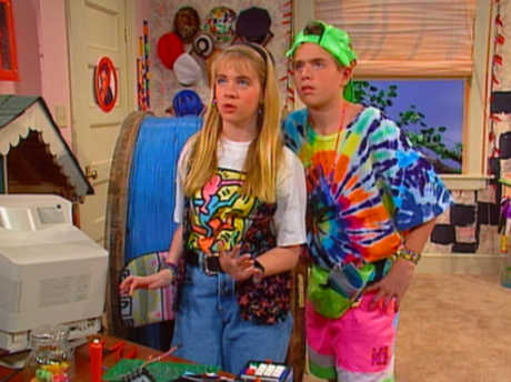 "RT as a kid i was like ""its amazing that every other decade had weird fashion trends and we just dress normal""  - embedded image"