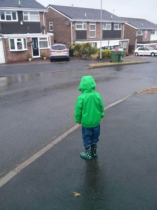 Puddle hunting day.  - embedded image