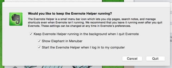 RT Hey @Evernote what button am I supposed to press?  - embedded image