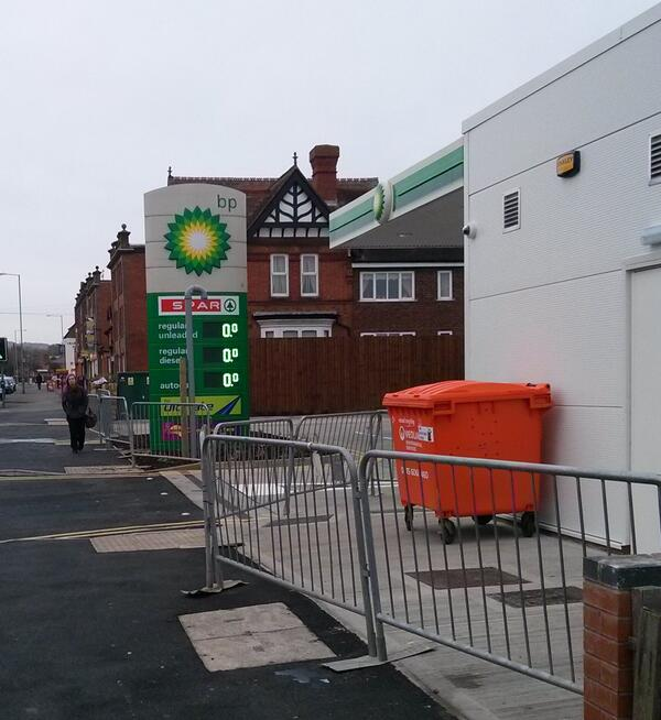 Free petrol in Bromsgrove ! http://t.co/WL1WEPnyJY - embedded image