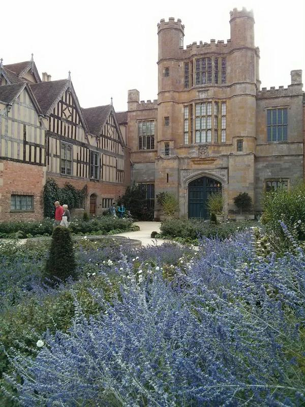 Coughton Court. (cc @NTCoughton )  - embedded image