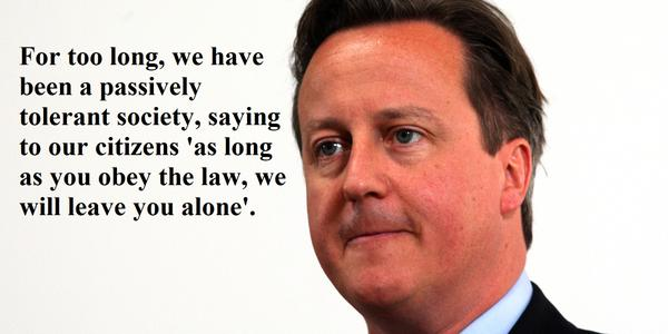 RT Think carefully about this quote David Cameron made today. And be very, very worried:  - embedded image