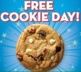 RT Free cookie Friday back this week! #Free #cookie with any drink purchase!  - embedded image