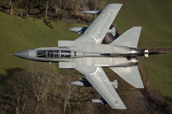 RT RAF GR4. First image from today (there are many)  - embedded image