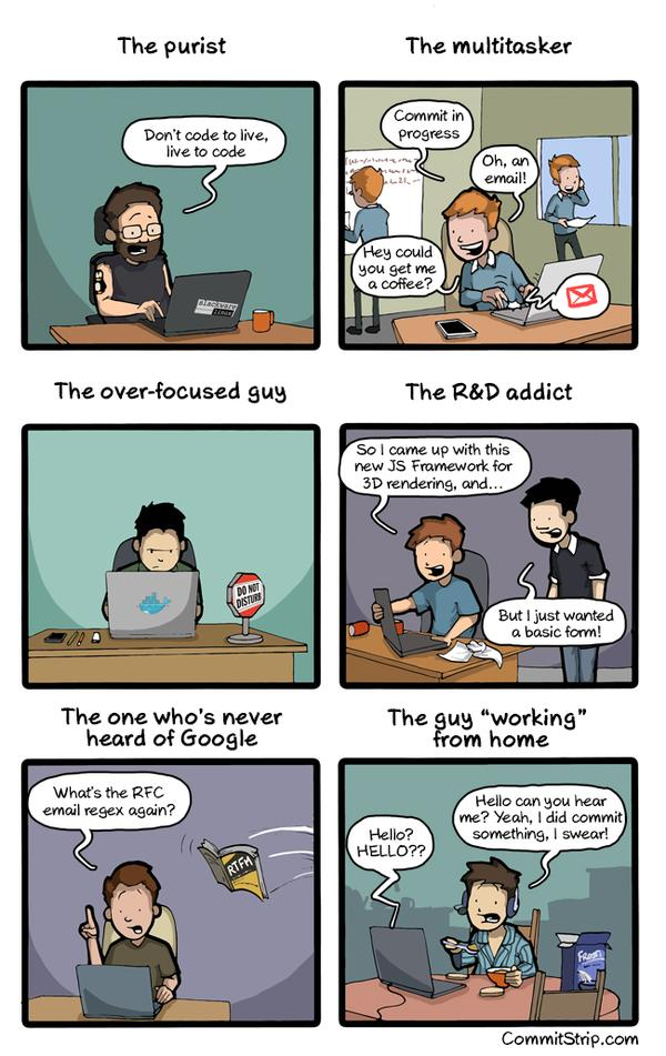RT Notice how we chose not to represent a guy coding on a Mac. Real coders don't use Macs http://t.co/eUCmWV2eEM  - embedded image