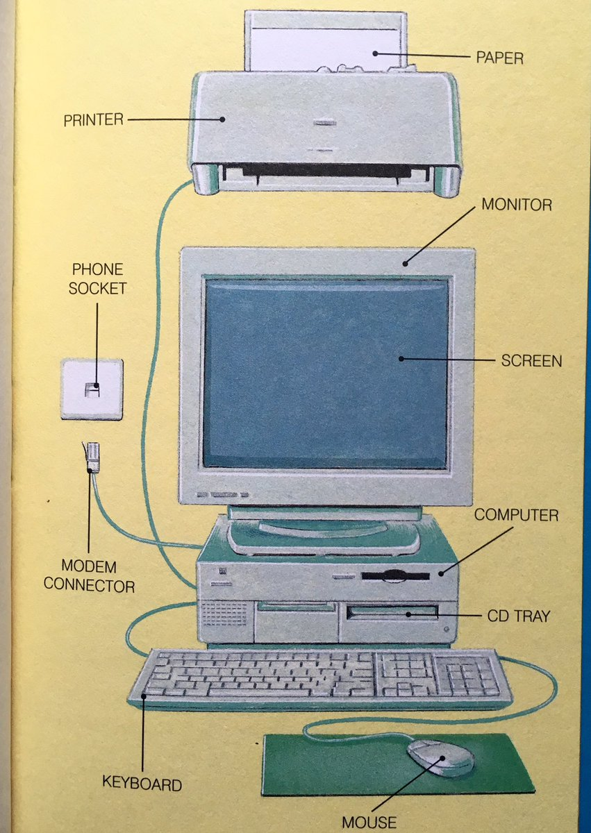 RT Today in Ladybird 10 Jul 2000: BBC reports 'tidal wave' of web users: 1 in 4 British homes using internet  - embedded image