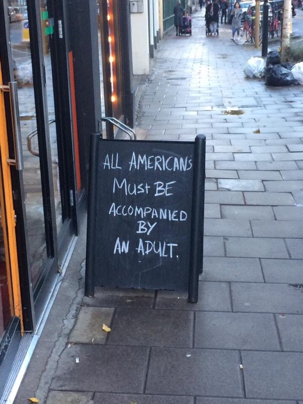 RT Outside a pub in Clerkenwell, England.  - embedded image