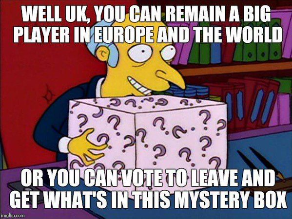 RT This is my favourite #EUreferendum meme. #VoteRemain  - embedded image