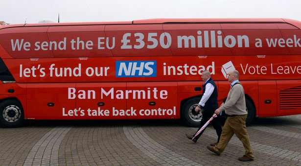 RT Don't know why everyone is complaining, it was on the battlebus #Marmite #Marmitegate #Brexit  - embedded image