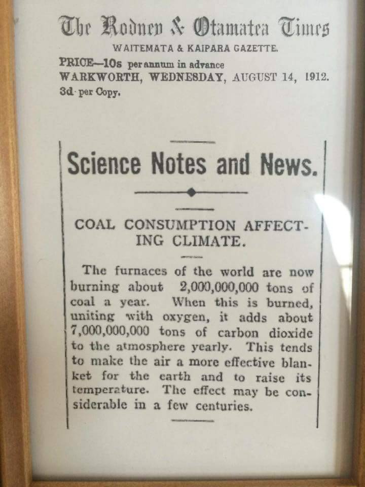 RT A simple, 105 year old explanation of climate change  - embedded image