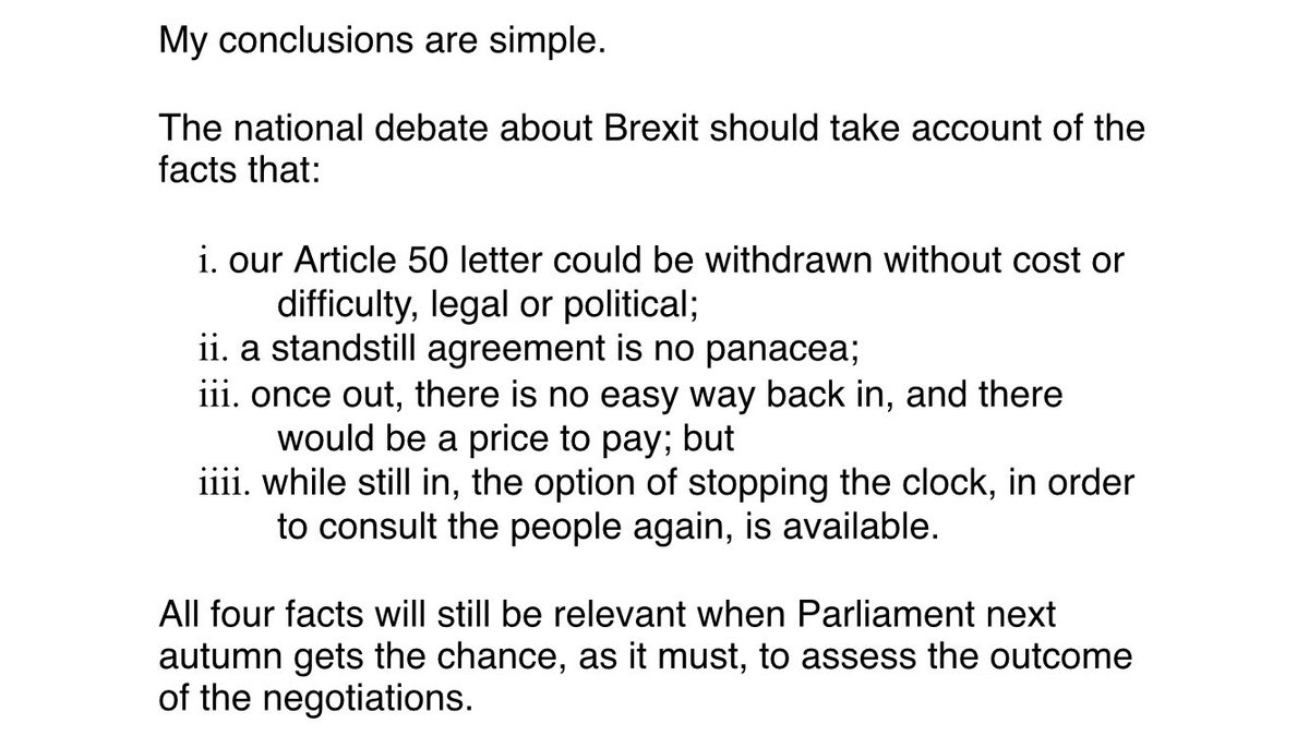 "RT The ""guy who wrote Article 50"" - the framework for Brexit talks - wants you to know this (he's Lord Kerr)  - embedded image"