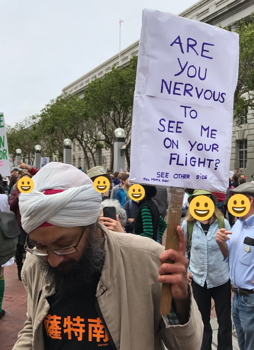 RT The sign game was strong at the #ScienceMarch today, but this was my favorite.  #marchforscience #ScienceMarchSF  - embedded image 1