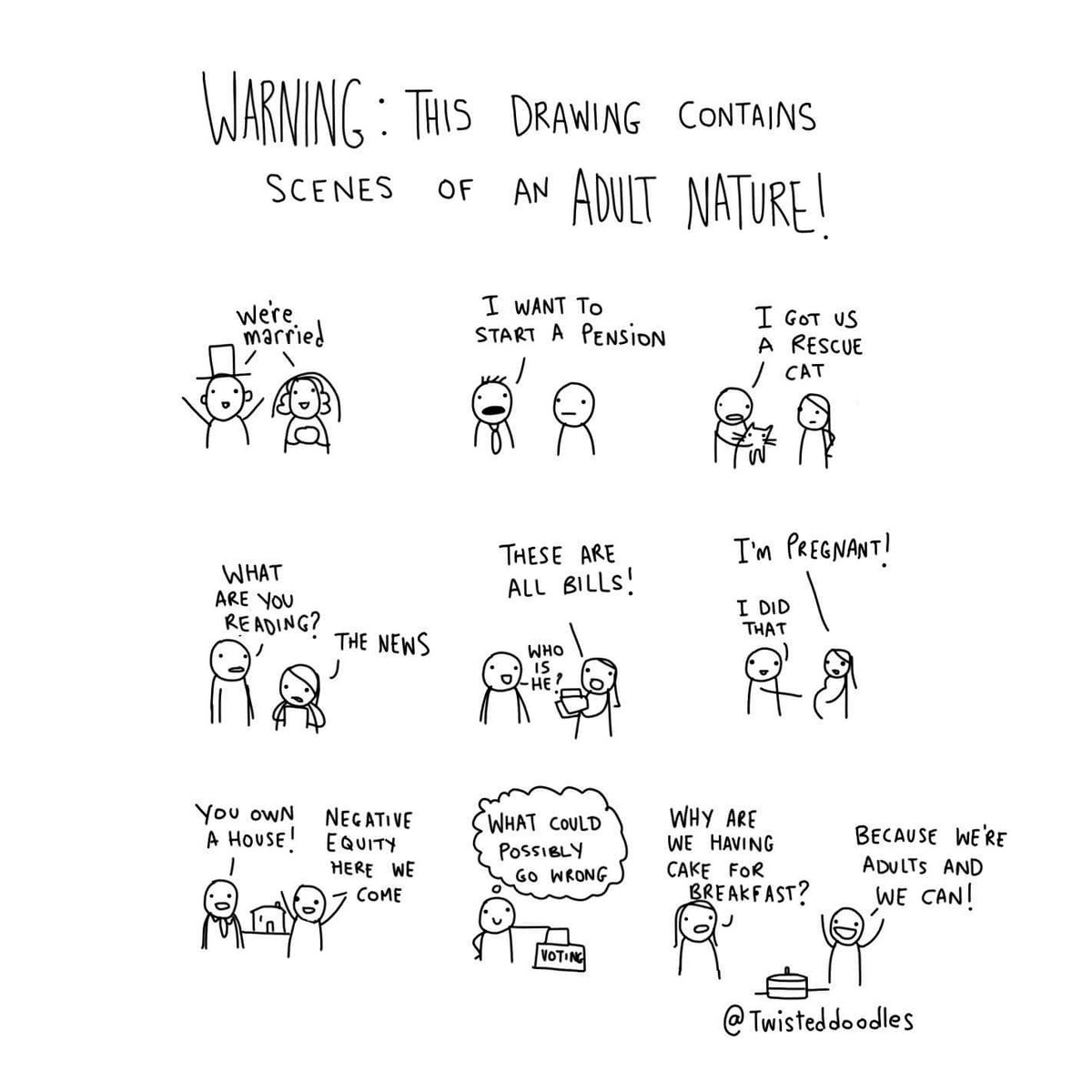RT Scenes of an adult nature!  - embedded image