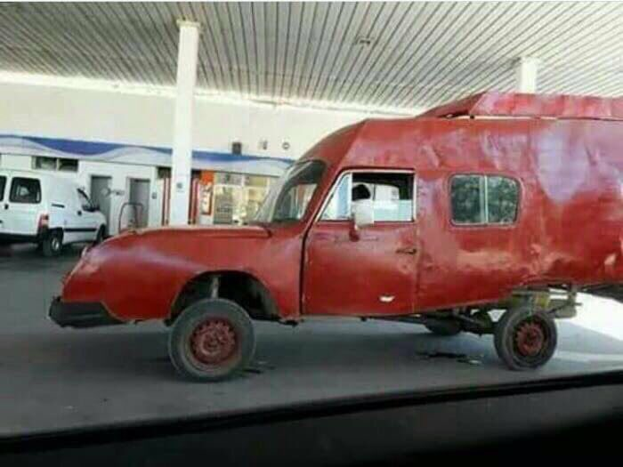 RT That car you drew in kindergarten does exist.  - embedded image