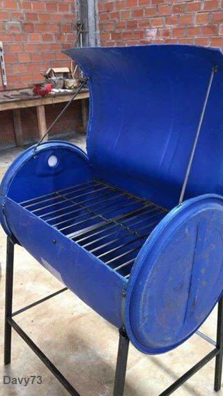 RT Anyone see the problem with this homemade grill.  - embedded image