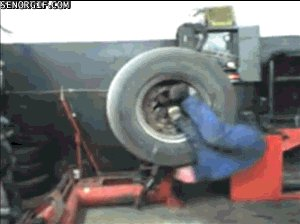 RT Ever wonder what it takes so long to get your car fixed at the garage.  - embedded image