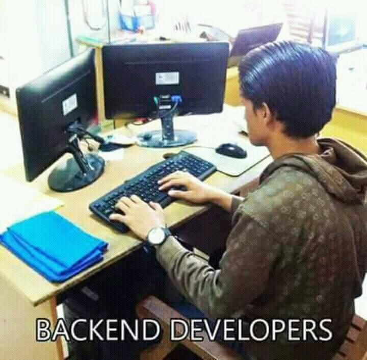 RT Backend developers.  - embedded image