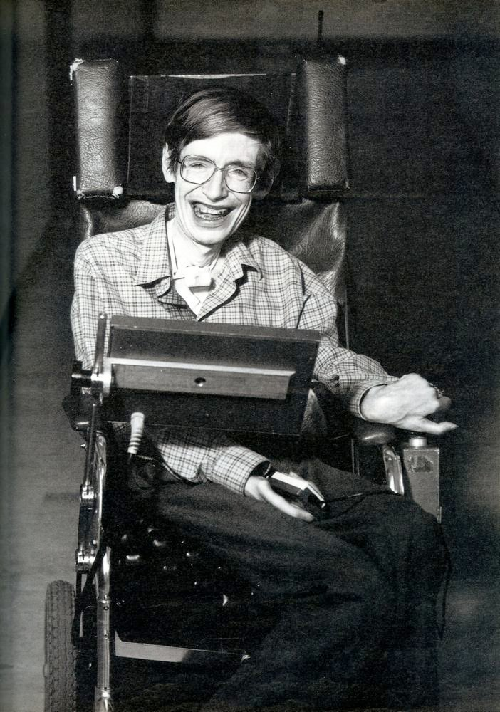 "RT ""Quiet people have the loudest minds."" - Stephen Hawking  - embedded image 2"