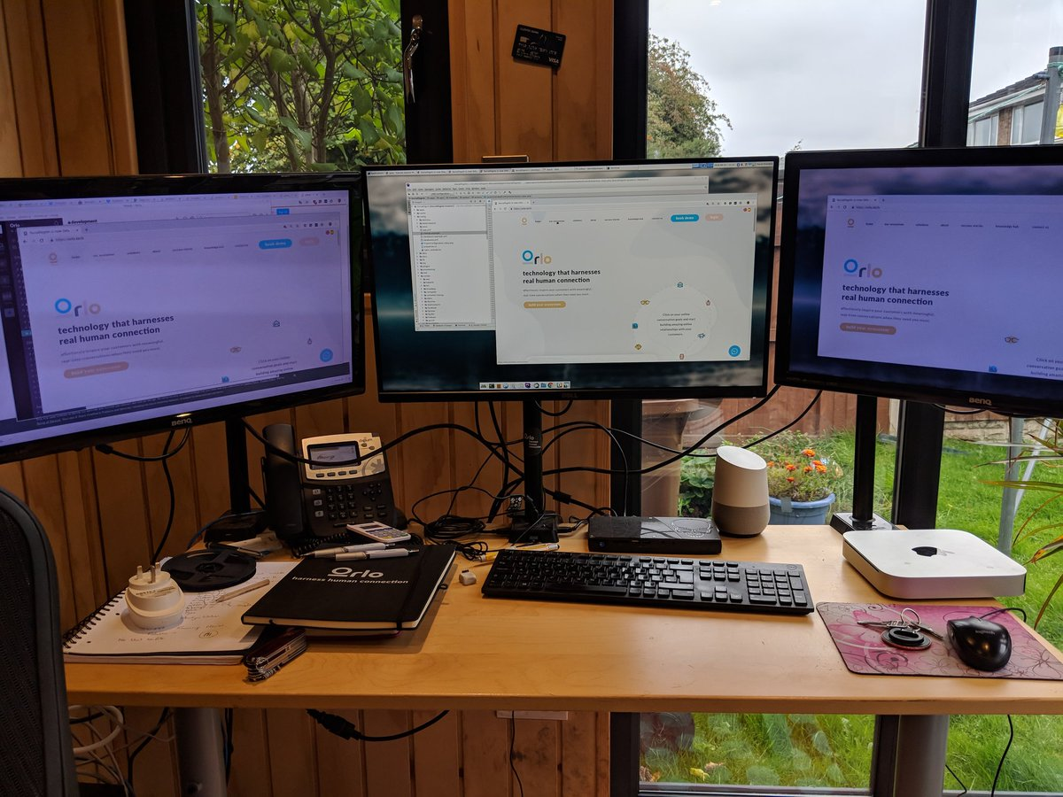 New Dell monitor makes the others look rubbish :-(  - embedded image