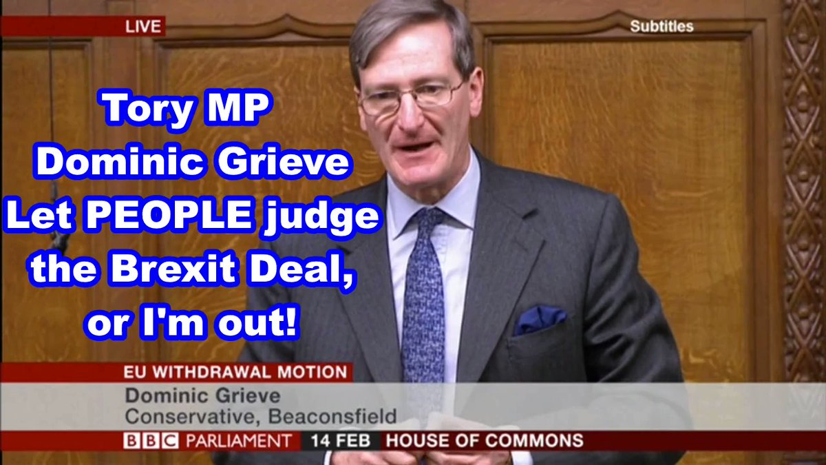 RT Dominic Grieve DID NOT HOLD BACK!  - embedded image